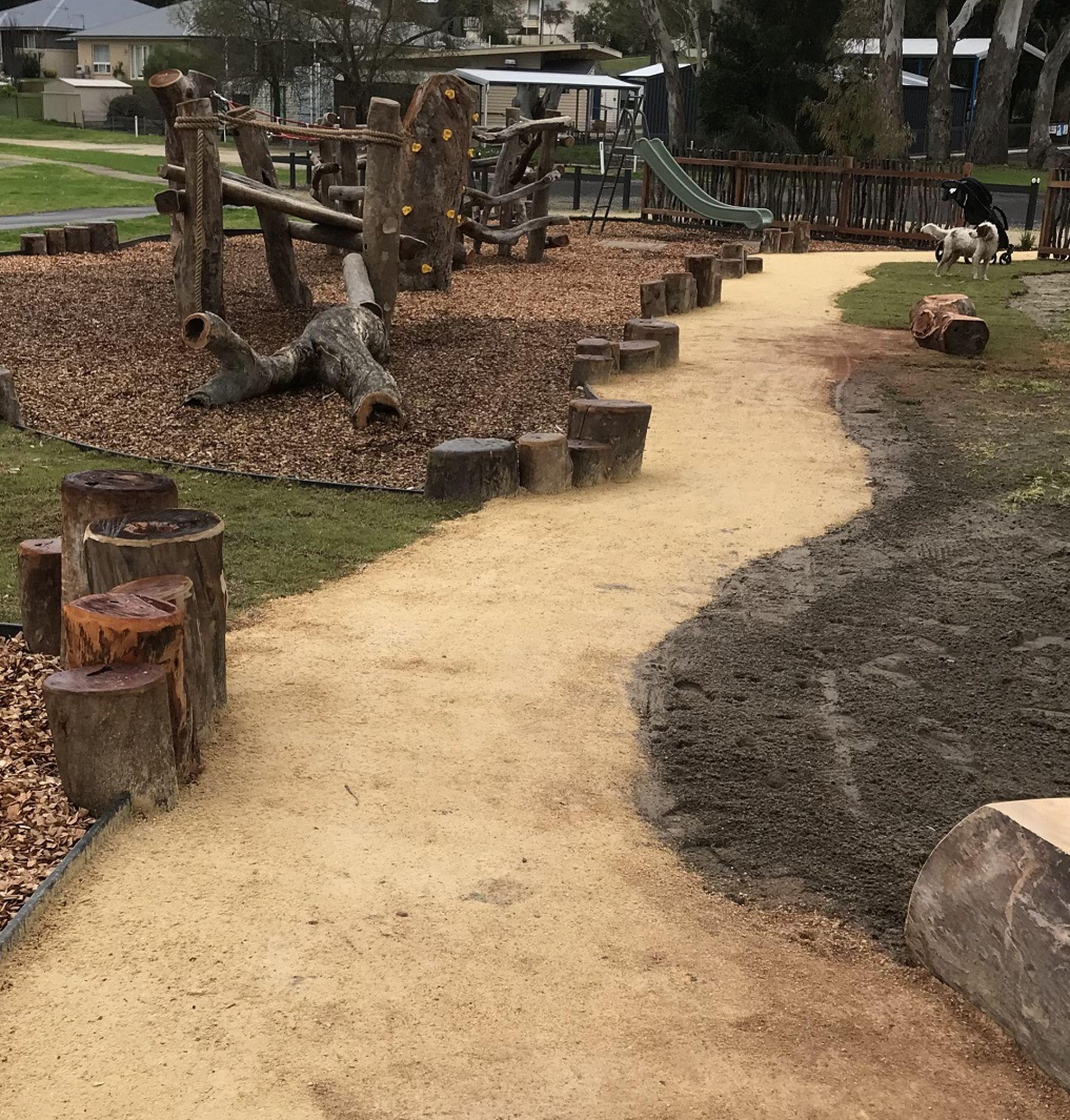 Memorial Parklands Nature Play