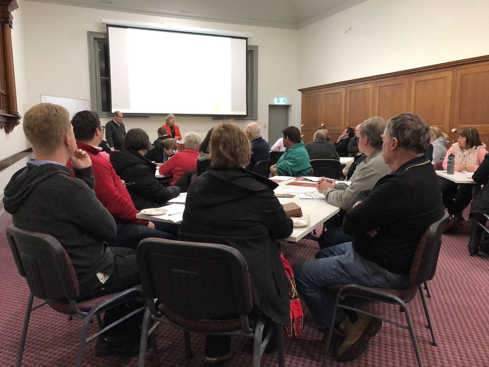 Naracoorte Town Hall Meeting Room