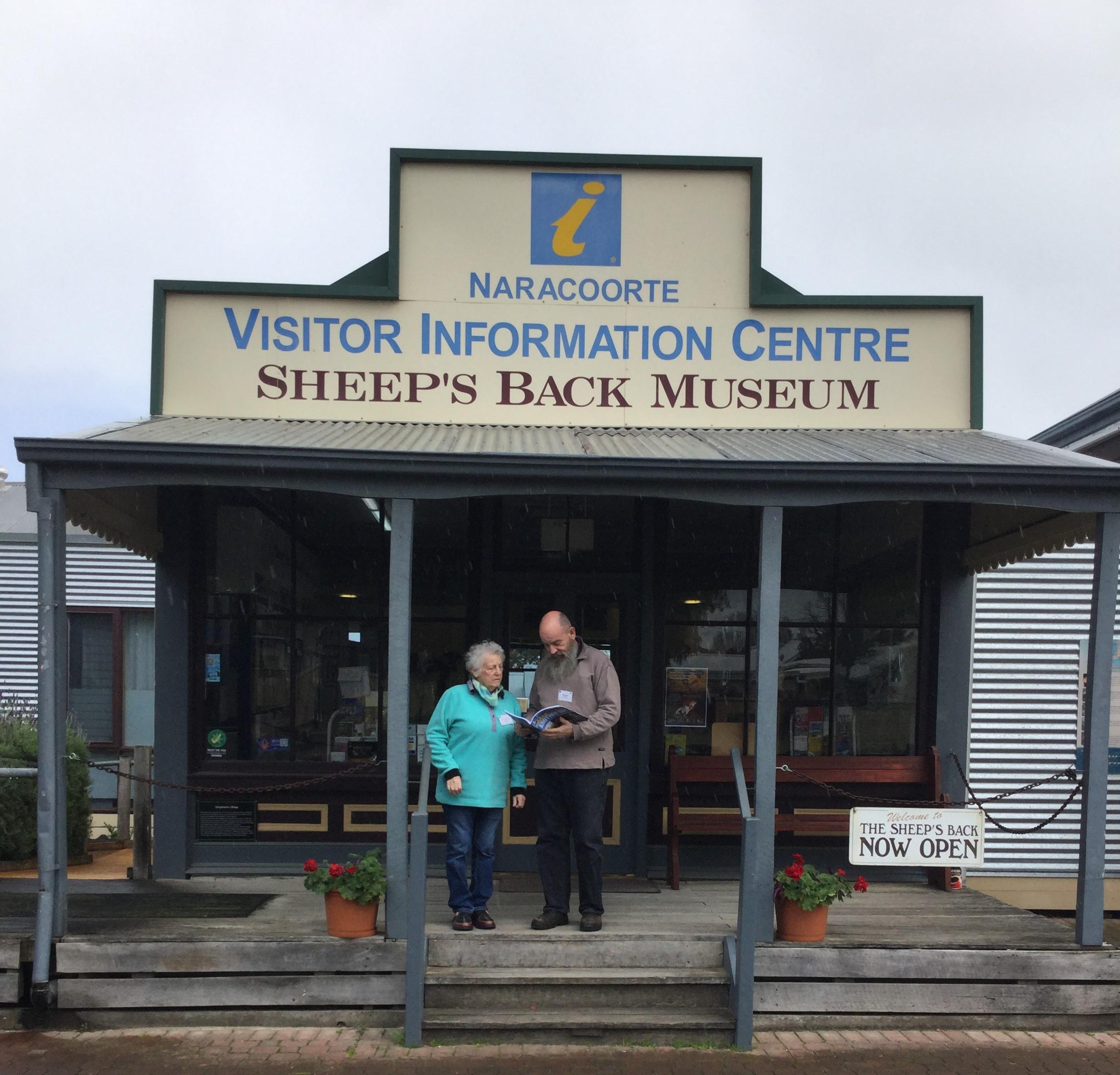 Naracoorte Visitor Information Centre